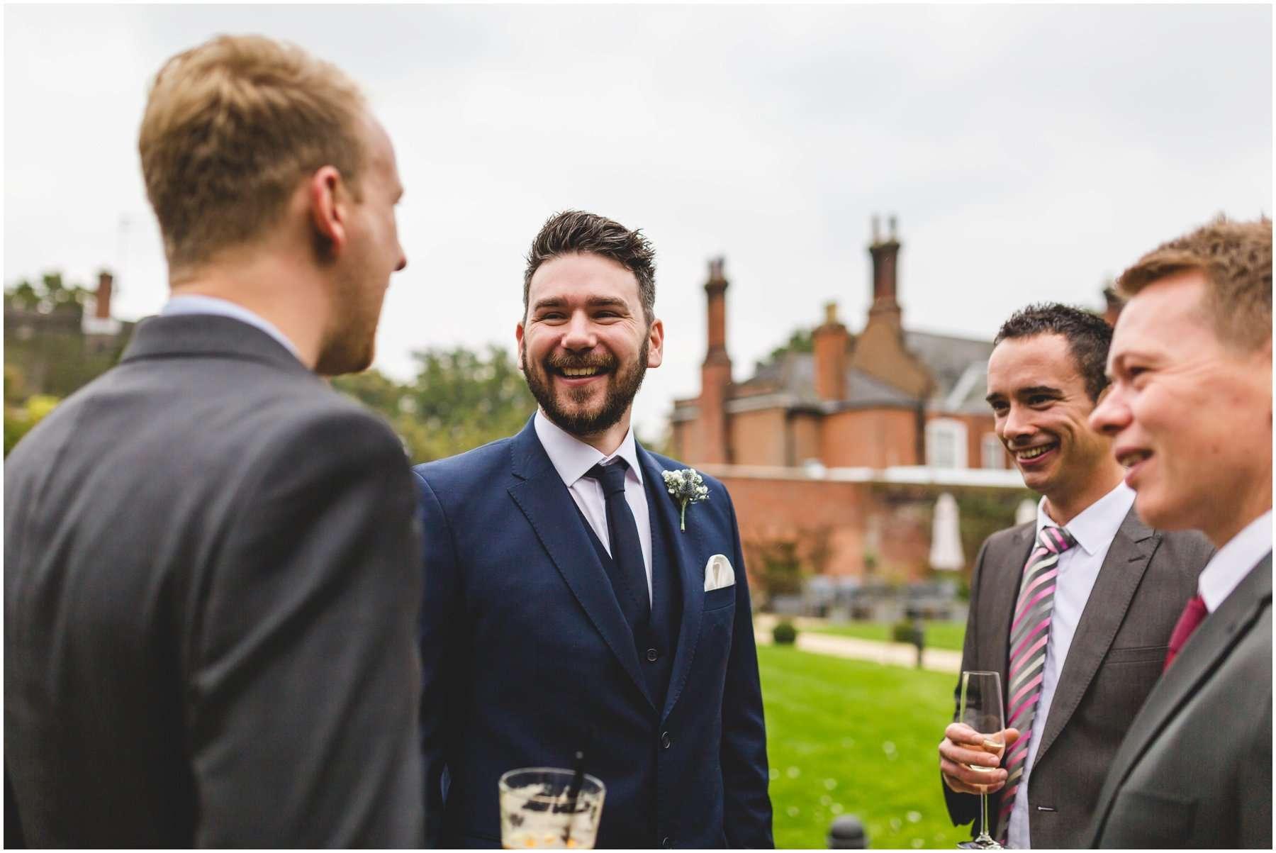 Andy Davison - Norfolk Mead Hotel Wedding Photographer