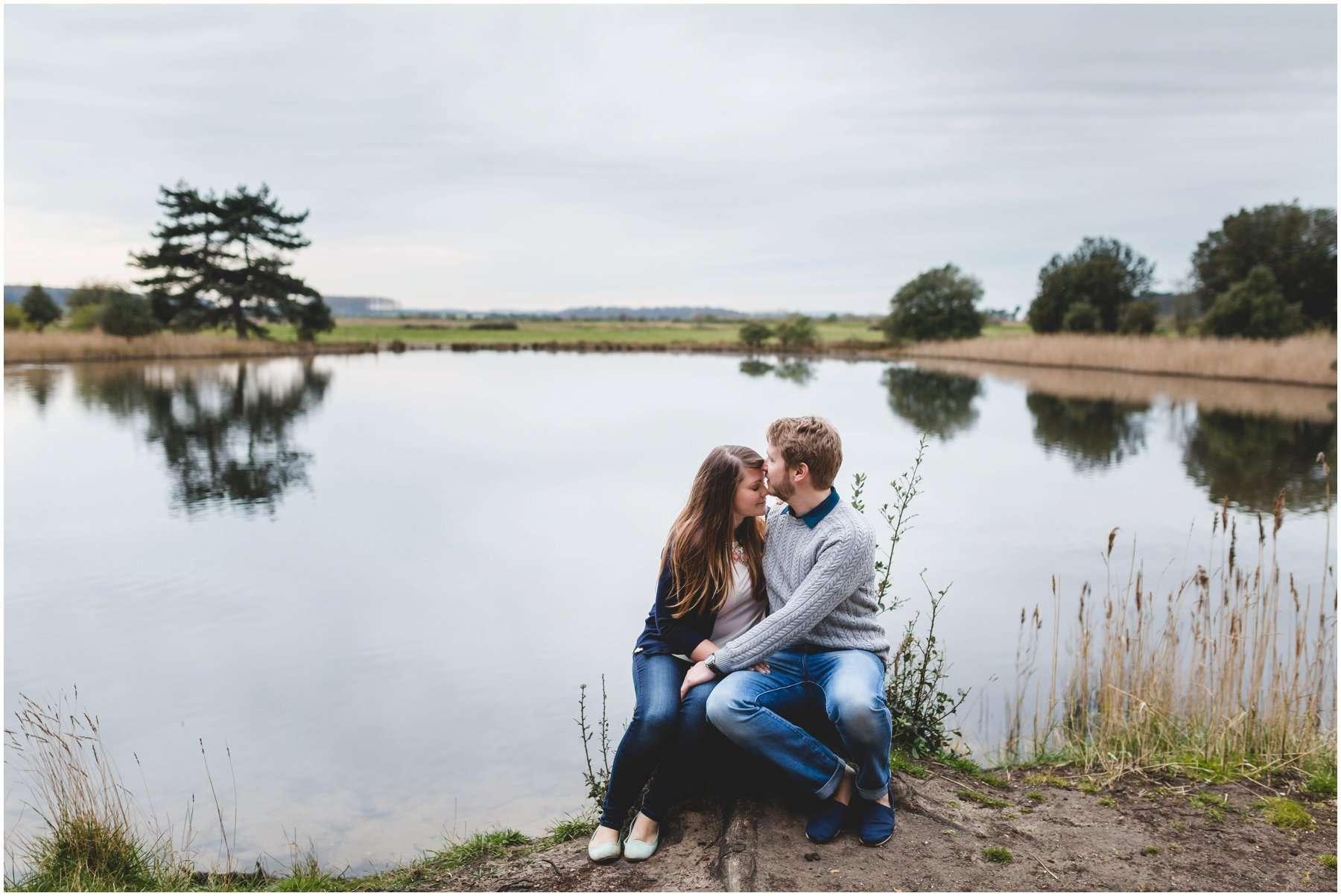 ELYSE AND DAVID ENGAGEMENT SHOOT - NORFOLK WEDDING PHOTOGRAPHER 1