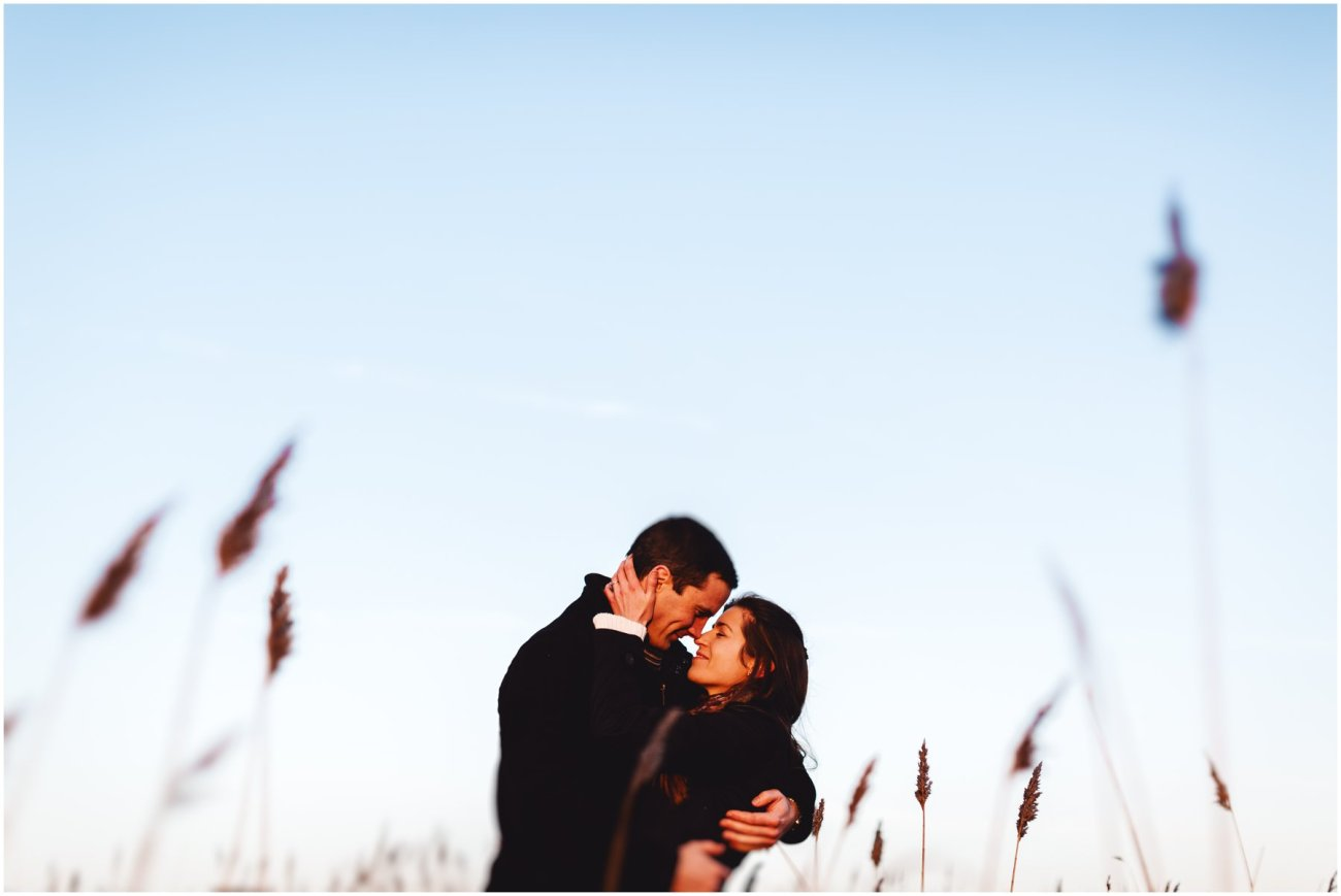 North Norfolk Engagement Shoot - Norfolk Wedding Photographer_1733