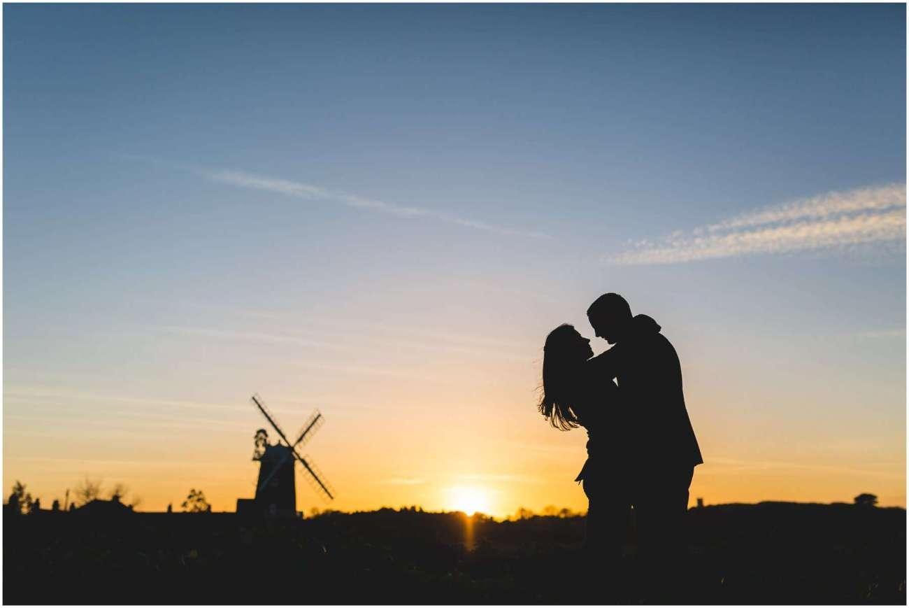 North Norfolk Engagement Shoot - Norfolk Wedding Photographer_1735