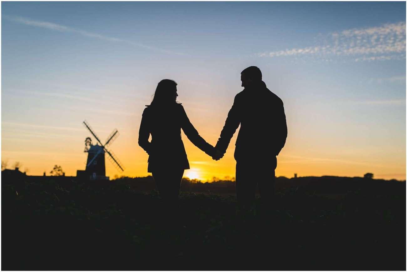 North Norfolk Engagement Shoot - Norfolk Wedding Photographer_1736