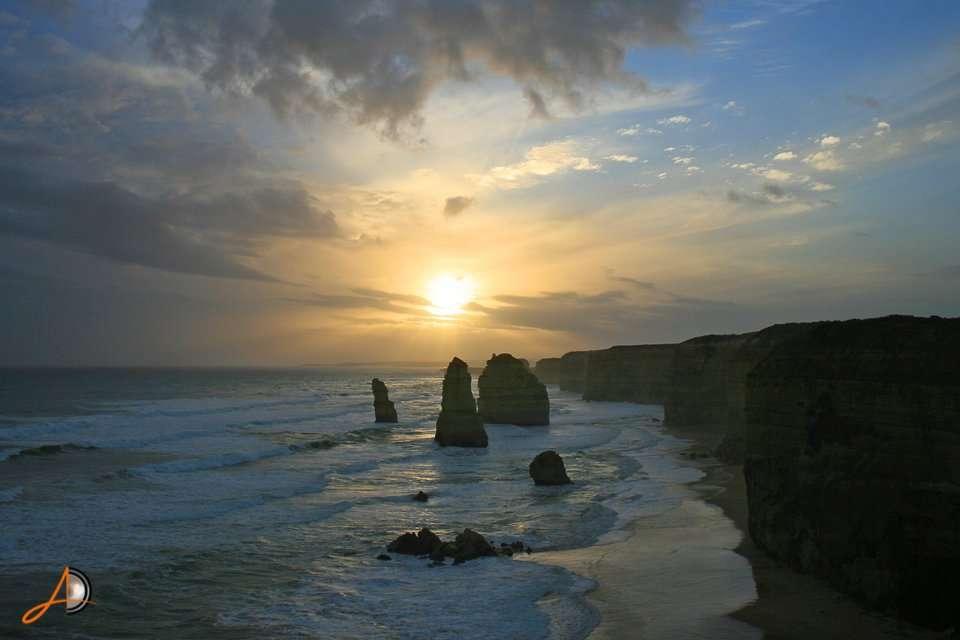 LANDSCAPES OF AUSTRALIA & NEW ZEALAND 12