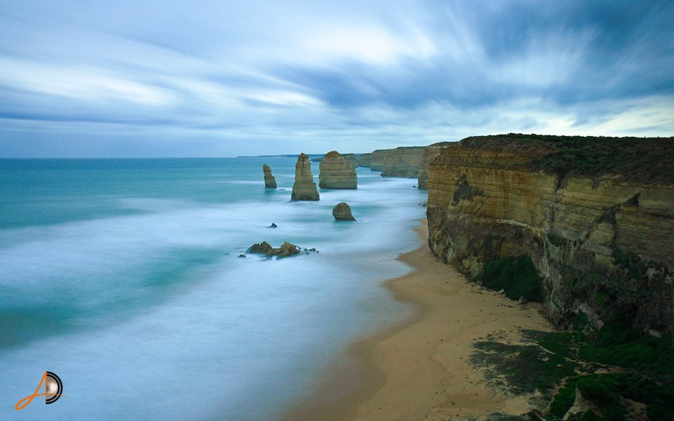 LANDSCAPES OF AUSTRALIA & NEW ZEALAND 1