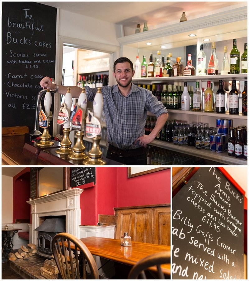 BUCKINGHAMSHIRE ARMS RE-OPENS - NORFOLK COMMERCIAL PHOTOGRAPHER 7