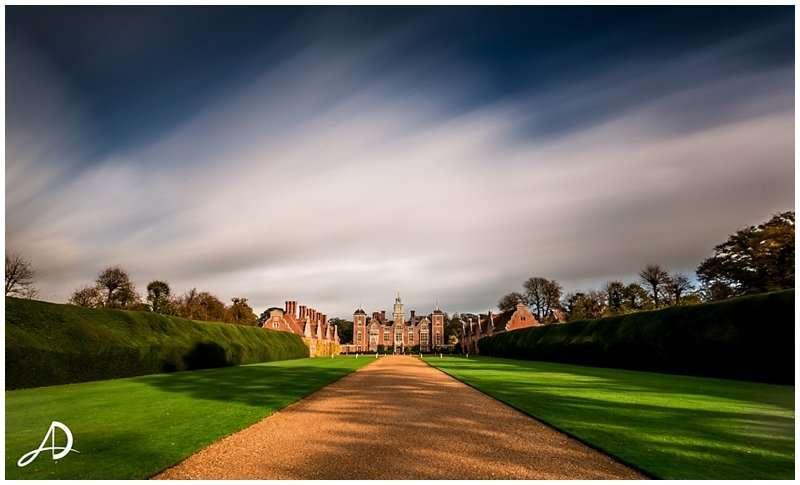 Blickling Hall Photograph