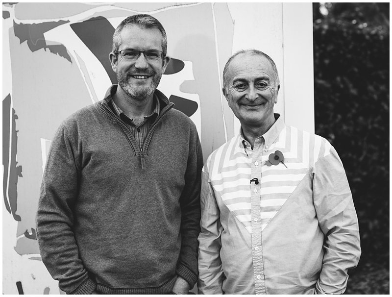 Tony Robinson Visits Aylsham - Norfolk Event Photographer