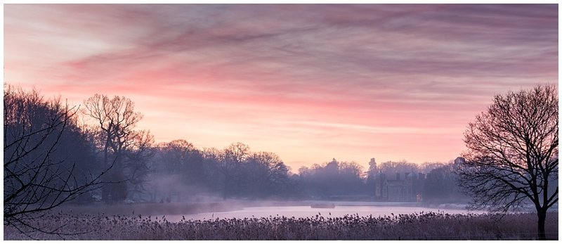 BLICKLING HALL LAKE LANDSCAPE PHOTOGRAPHY COMMISSION - NORFOLK LANDSCAPE PHOTOGRAPHY 10
