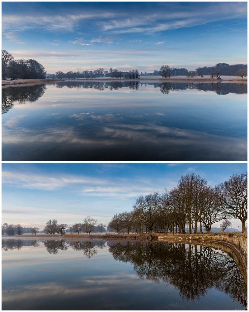 BLICKLING HALL LAKE LANDSCAPE PHOTOGRAPHY COMMISSION - NORFOLK LANDSCAPE PHOTOGRAPHY 19