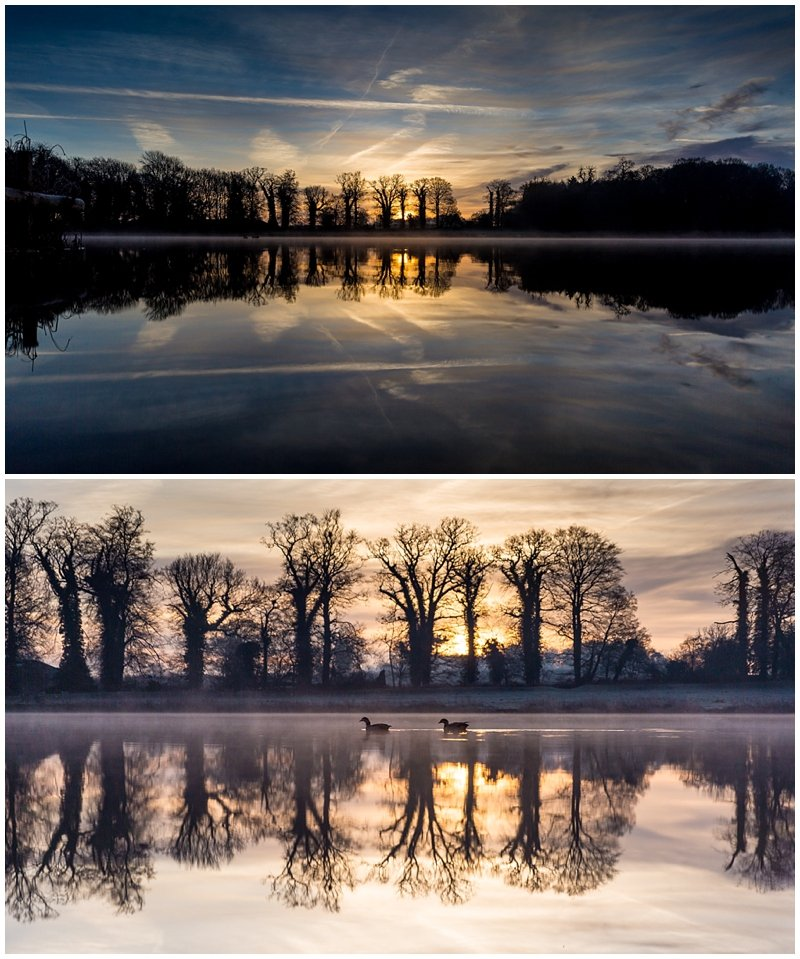 BLICKLING HALL LAKE LANDSCAPE PHOTOGRAPHY COMMISSION - NORFOLK LANDSCAPE PHOTOGRAPHY 22