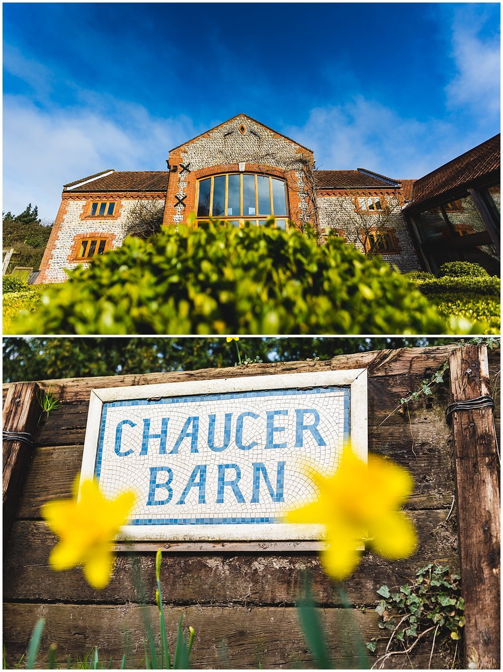 Chaucer Barn Wedding Photography - Norfolk Wedding Photographer