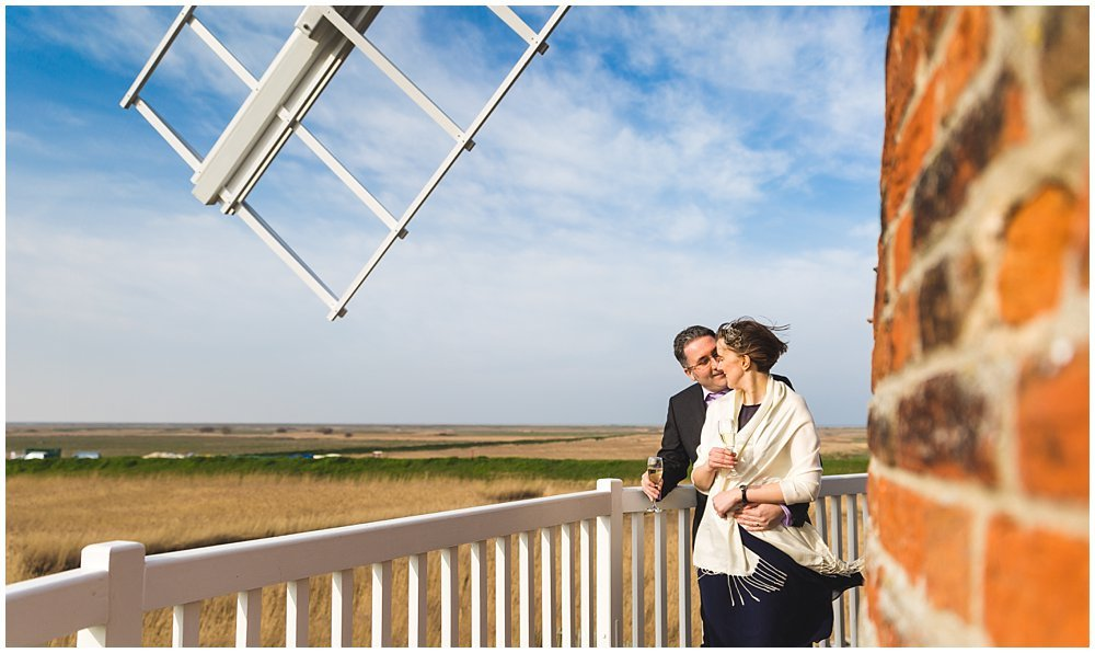 Cley Windmill Wedding Photography Norfolk Wedding Photographer