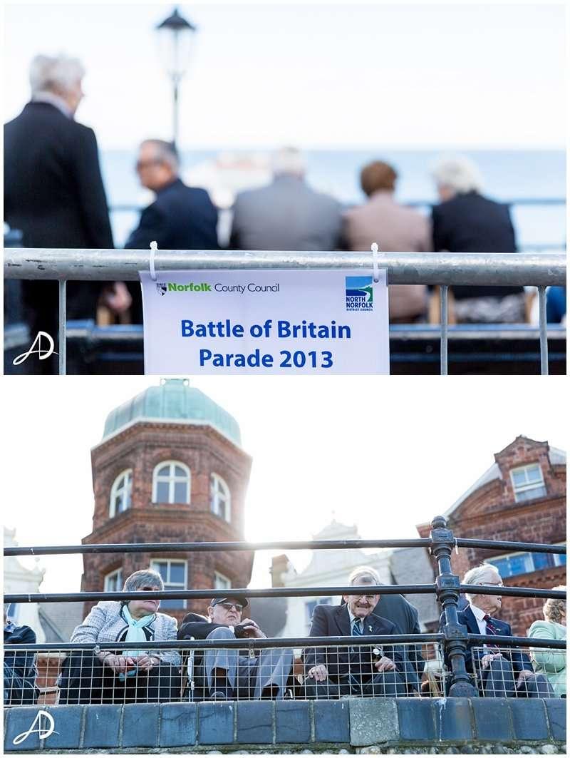 CROMER BATTLE OF BRITAIN PARADE - NORFOLK EVENT PHOTOGRAPHER 1