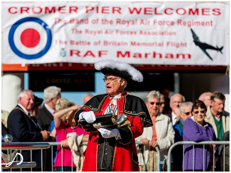 CROMER BATTLE OF BRITAIN PARADE - NORFOLK EVENT PHOTOGRAPHER 6