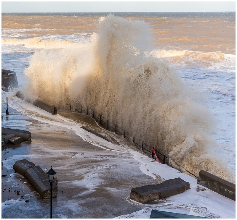 Cromer Storm and Tidal Surge 2013 - Norfolk Event Photographer_0224