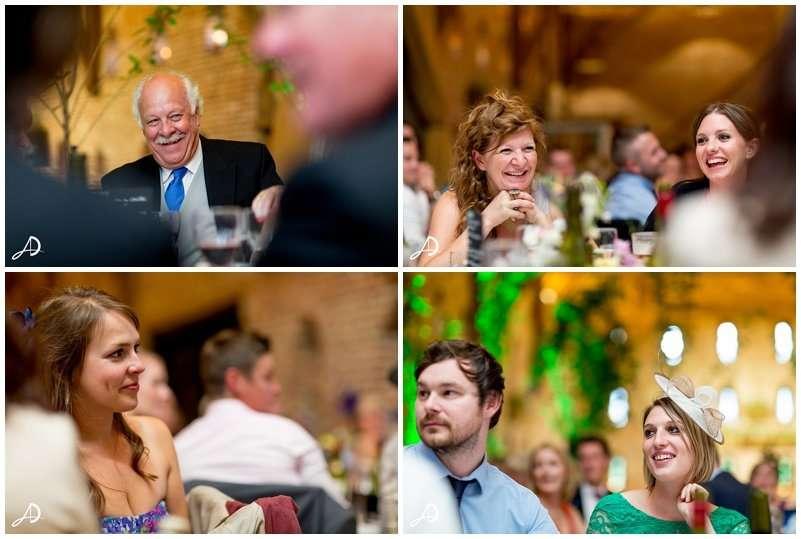 George and Hayley - Hales Hall Barn - Norfolk Wedding Photographer