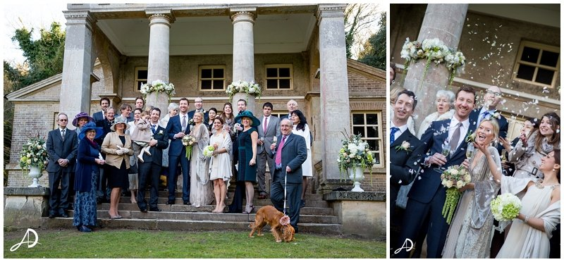 Holkham Hall Wedding Photography - Norfolk and Norwich Wedding Photographer