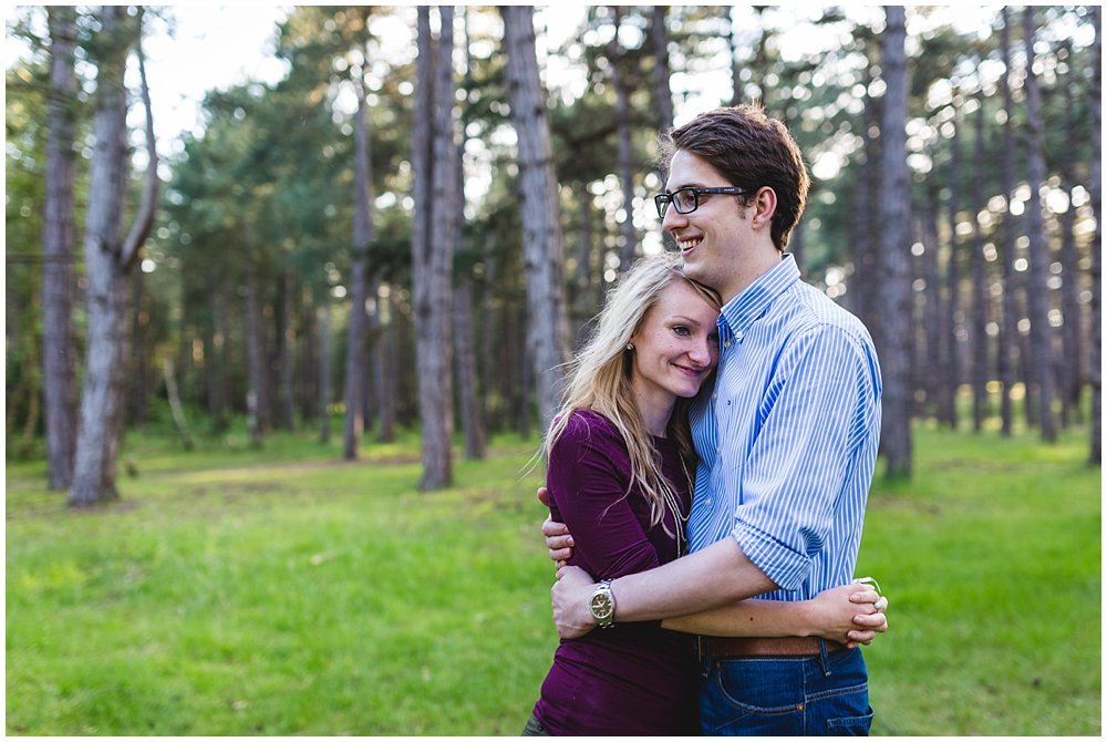 LOUISE AND DAVID WELLS PRE-WEDDING SHOOT - NORFOLK AND NORWICH WEDDING PHOTOGRAPHER 14