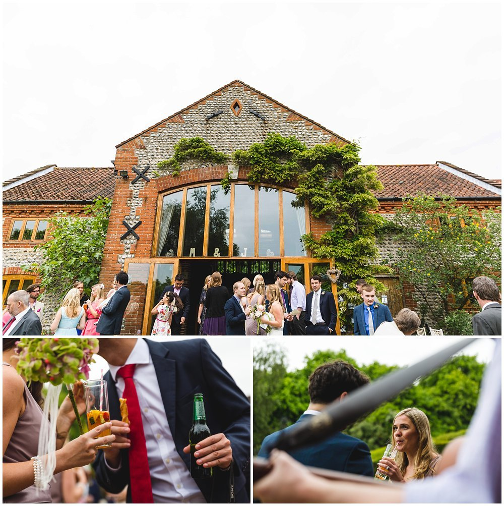 MEGHAN AND JAMES CHAUCER BARN WEDDING - NORFOLK AND NORWICH WEDDING PHOTOGRAPHER 30