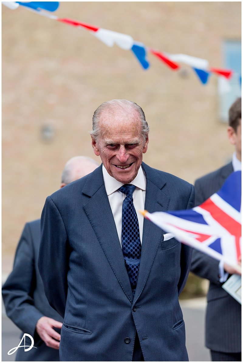 DUKE OF EDINBURGH VISITS AYLSHAM - NORFOLK EVENT PHOTOGRAPHER 5