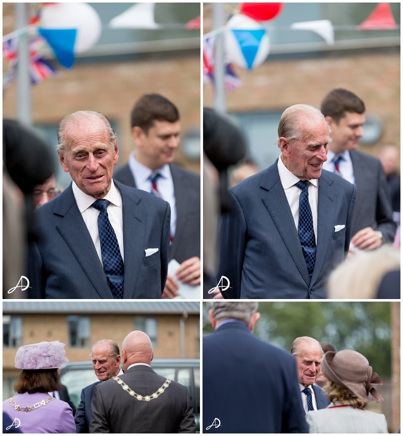 DUKE OF EDINBURGH VISITS AYLSHAM - NORFOLK EVENT PHOTOGRAPHER 7