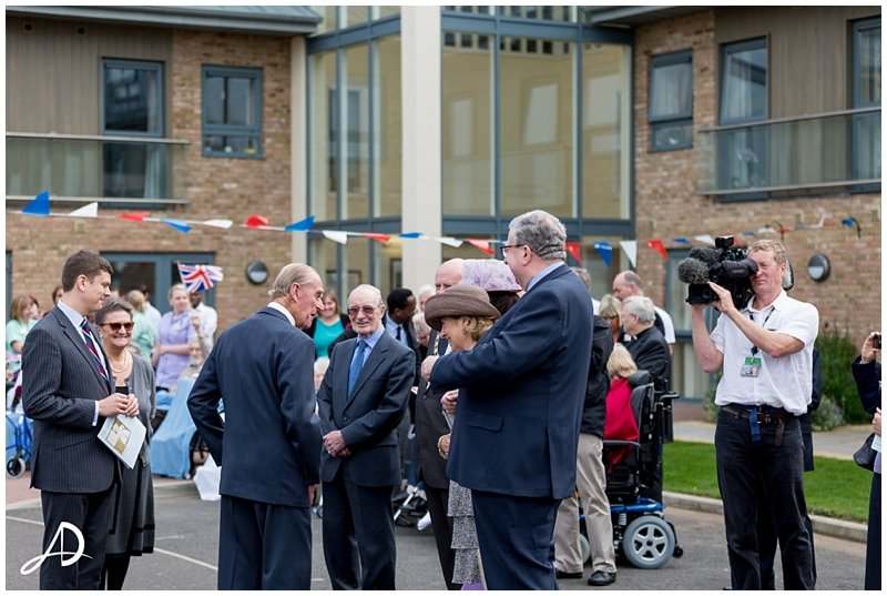 DUKE OF EDINBURGH VISITS AYLSHAM - NORFOLK EVENT PHOTOGRAPHER 9
