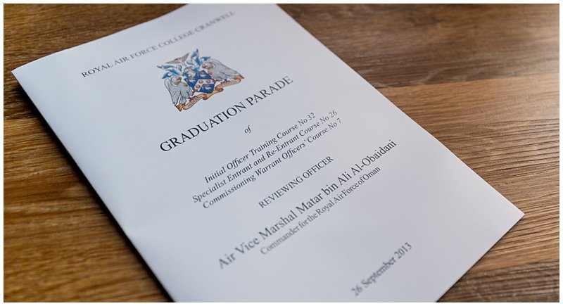 RAF Cranwell Initial Officer Training Graduation Ceremony - Norfolk Event Photographer_0842