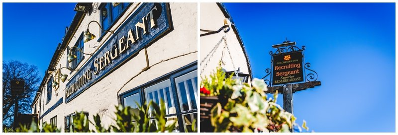 IMAGES OF THE RECRUITING SERGEANT - ANDY DAVISON PHOTOGRAPHY - NORFOLK COMMERCIAL PHOTOGRAPHY