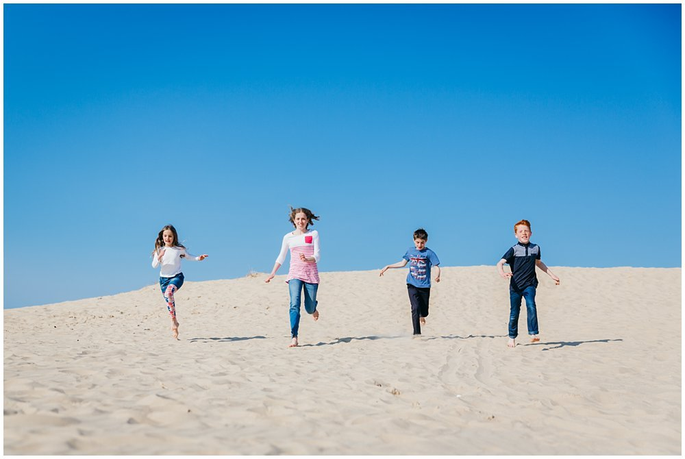 NEALS AND BANBURY'S FAMILY SHOOT AT WELLS-NEXT-THE-SEA - NORFOLK FAMILY LIFESTYLE PHOTOGRAPHER
