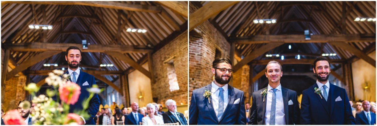Sophie and Stuart Elms Barn Wedding - Norfolk Wedding and Lifestyle Photographer_1614