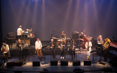 D Jazz en Nevers Premiers echos Andy Emler MegaOctet