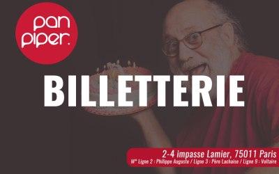 En mars : Andy Emler au Pan Piper à Paris