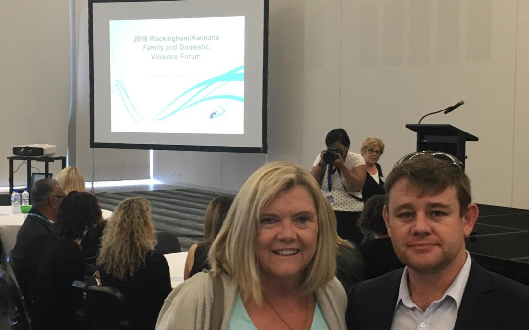 2018 Rockingham Kwinana Family & Domestic Violence Forum