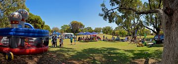 City of Rockingham Pop-Up Park Event