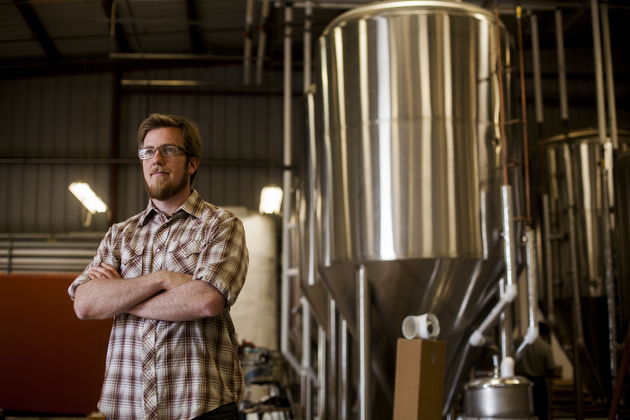 Jacob Mckean is the founder of Modern Times Beer,