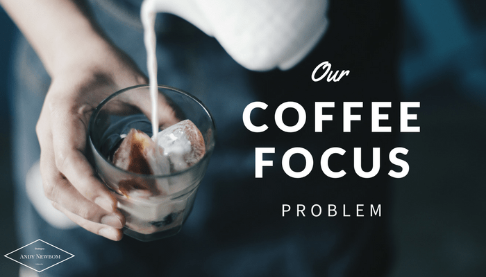 specialty coffee focus problem