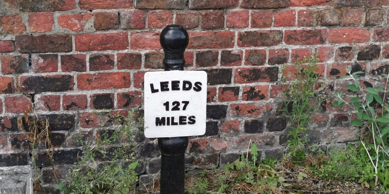(1) Liverpool to Leeds by Canoe