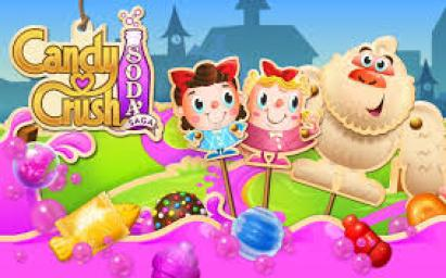 Candy Crush Soda on pc