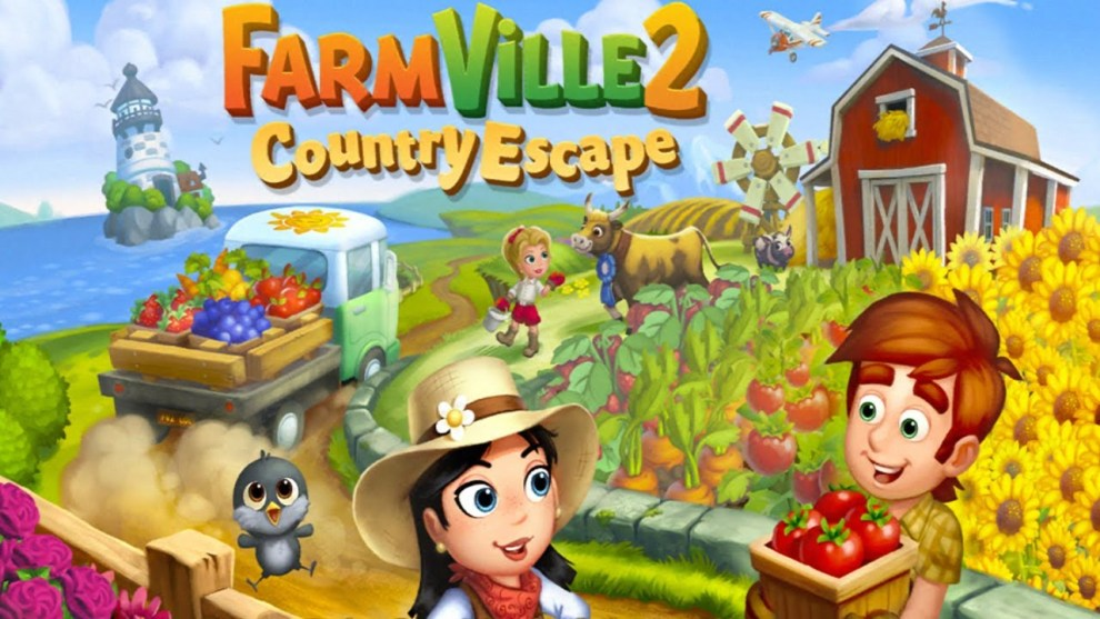 Download Farmville 2 Country Escape for PC / Farmville 2 Country Escape  on PC