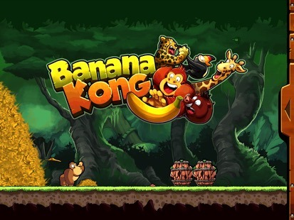 Download Banana Kong for PC / Banana Kong on PC