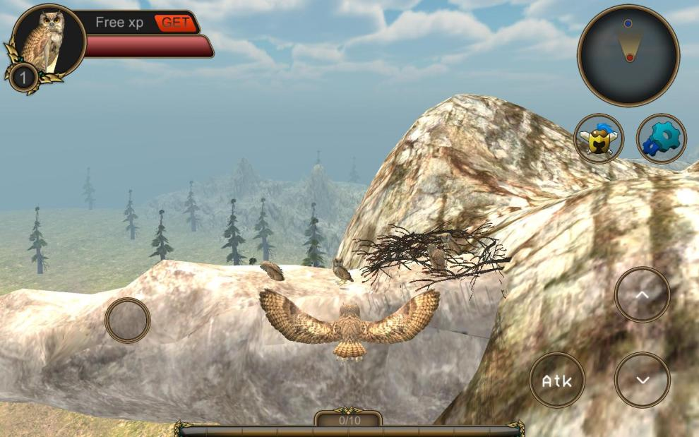 Download Owl Bird Simulator for PC/ Owl Bird Simulator on PC