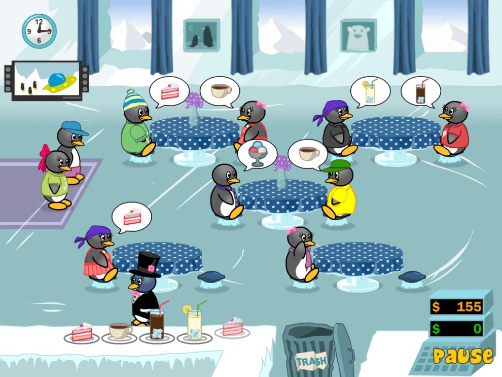 Download Penguin Diner 2 for PC/ Penguin Diner 2 on PC