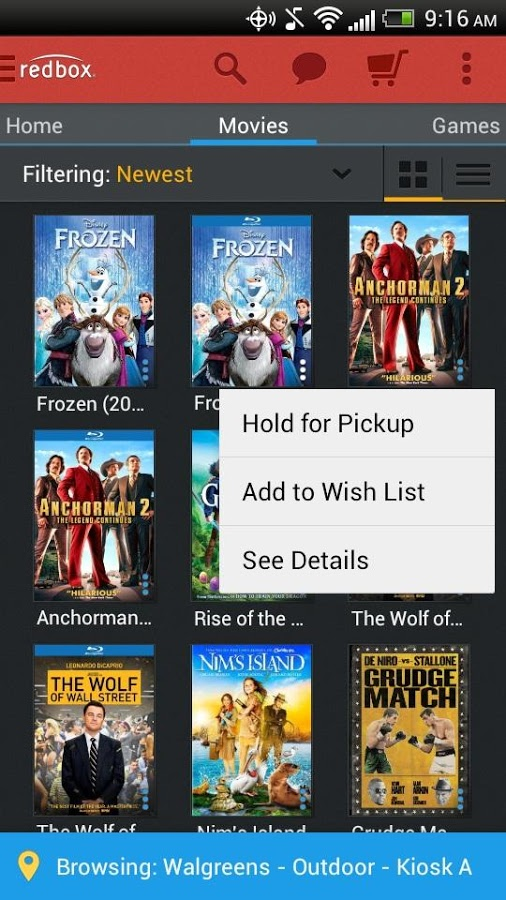 Download Redbox for PC/Redbox for PC