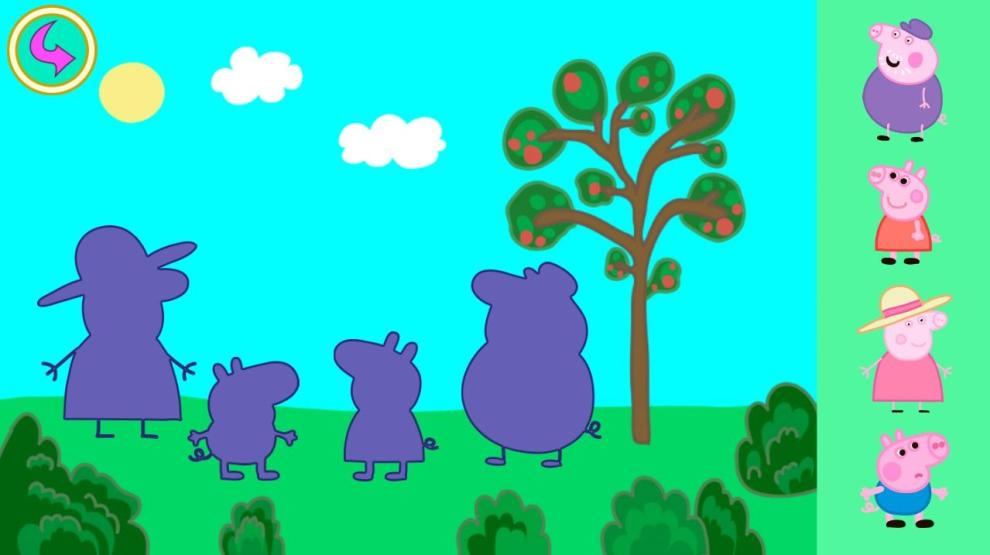 Download Peppa Pig Toddlers Puzzles for PC/ Peppa Pig Toddlers Puzzles on PC