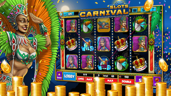 Download Carnival Slots for PC/Carnival Slots on PC