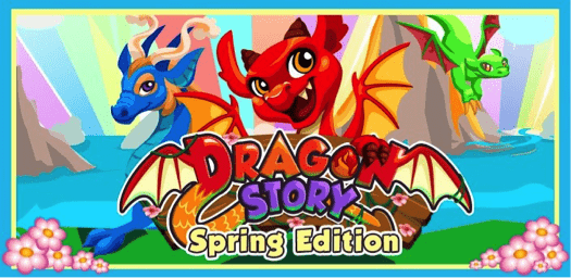 Download Dragon Story Spring for PC/Dragon Story Spring on PC