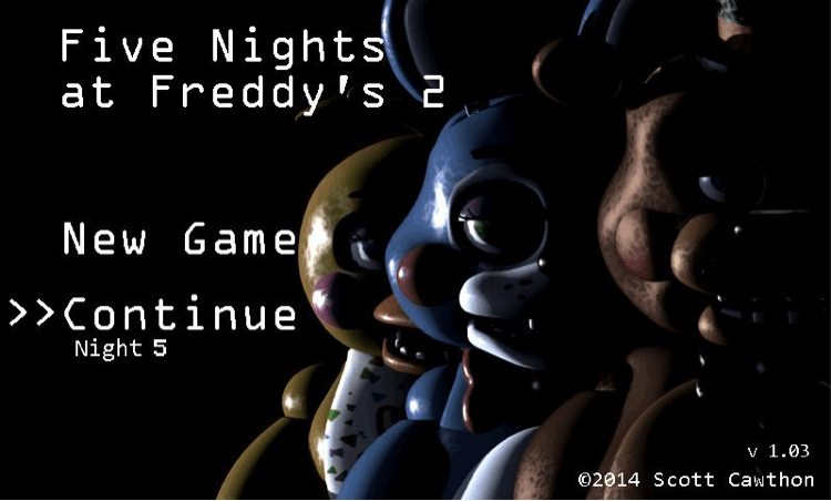 Download Five Nights at Freddy's 2 for PC/Five Nights at Freddy's 2 on PC