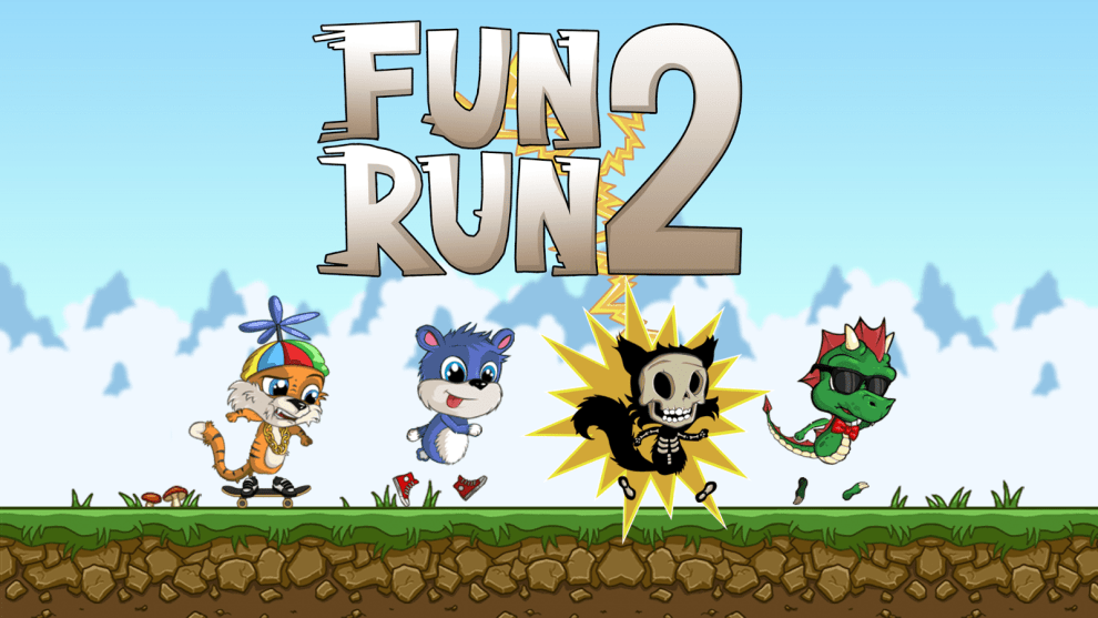 Download Fun Run 2 for PC/Fun Run 2 on PC