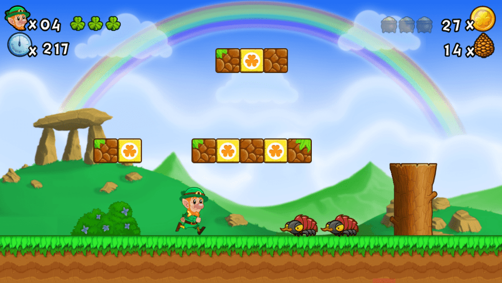 Download Lep's World 2 for PC/Lep's World 2 on PC