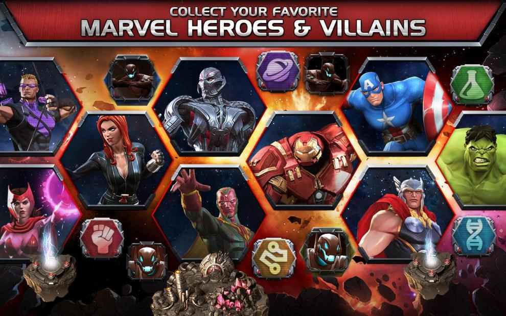 Download Marvel Contest of Champions on PC/Marvel Contest of Champions for PC