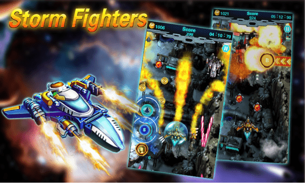 Download The Storm Fighter for PC/The Storm Fighter o